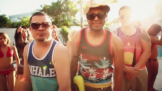 "Jowell y Randy Ft. De La Ghetto - Chulo Sin H ""The Pool Party"""