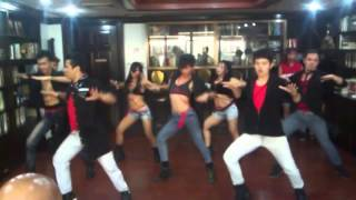 POW WOW E Dance Force/dance Cover Inspired By G-force