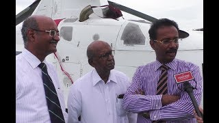 India 's first Air Ambulance,Coimbatore, has revolutionise..