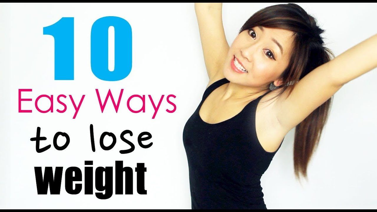Quick and easy way to lose weight and keep it off