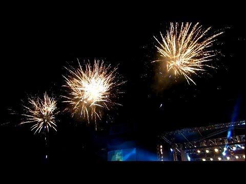 Aniversário de 100 anos de Porto Velho no Parque da Cidade