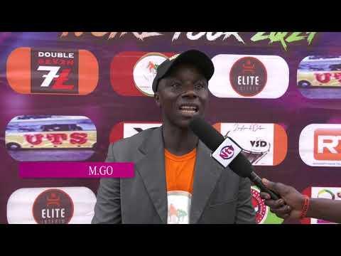 Sagbali Ivoire Tour 2021 5ème Édition, étape Attécoubé