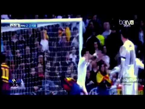 Real Madrid Barcelona 2014 3-4 RESUMEN   23 03 2014   COPE