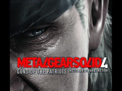 MGS4 OST Unmanned Army