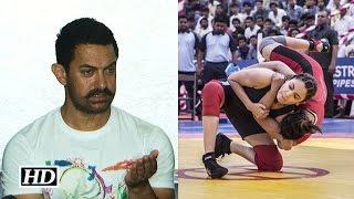 Aamir's Unbelievable Comment On Anushka's Wrestling- Sultan
