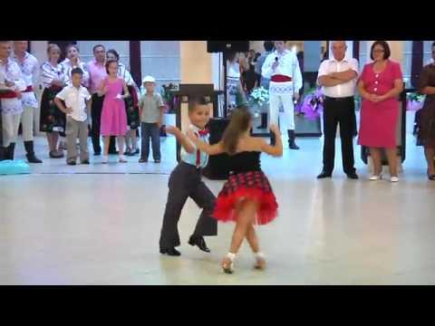 Mr.& Missis 2011 Большой талант маленьких танцоров