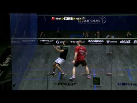 Case Swedish Open 2014 - Final Roundup Ashour v Matthew