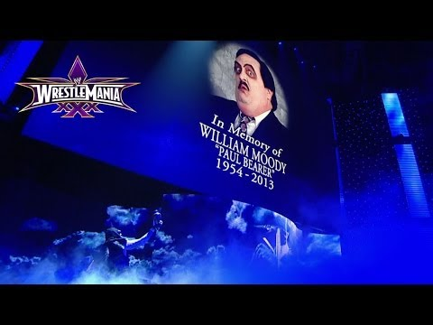 The Undertaker au WWE Hall of Fame