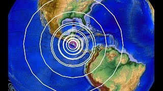 10/14/2014- Large 7.4M Earthquake Hits Nicaragua- RAW