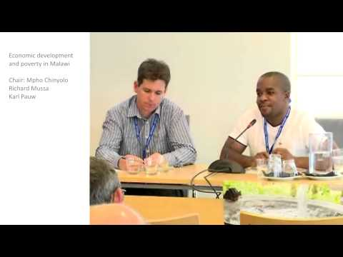 IGA Conference - Economic Development and Poverty in Malawi Q&A