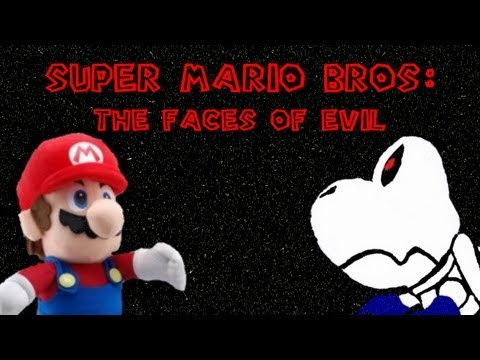Super Mario Bros: The Dark Faces of Evil