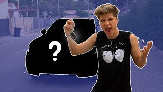 WE BOUGHT OUR SISTER HER DREAM CAR (she freaked out)(PRANK)