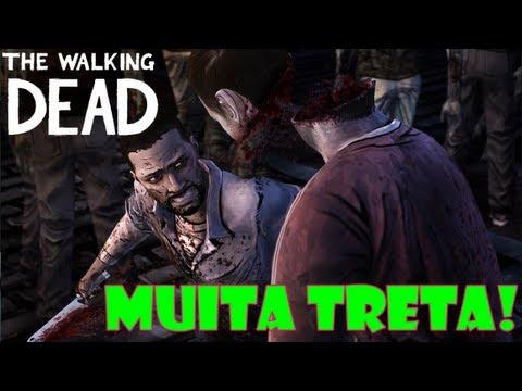 The Walking Dead #26 MUITA TRETA!