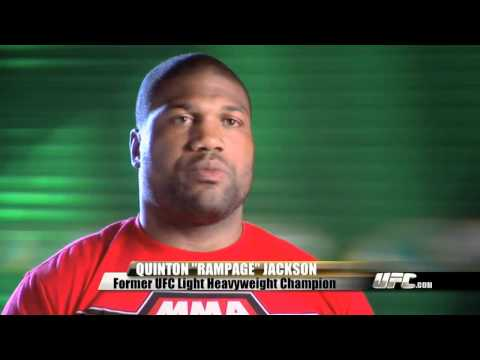 UFC 130: Rampage Interview
