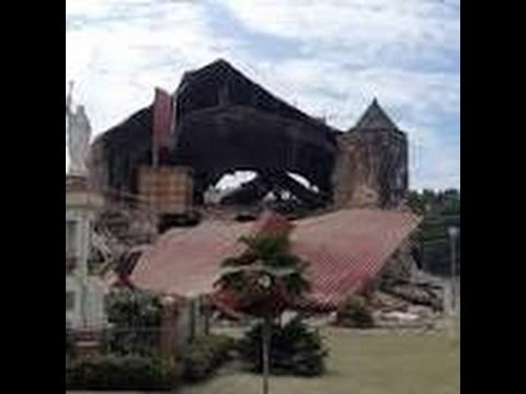 Dozens dead as magnitude 7.1 earthquake hits the Philippines Bohol and Cebu