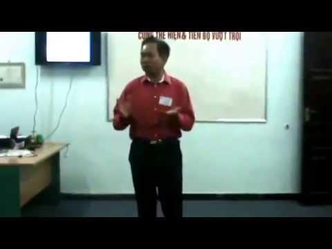 [Tâm Việt] Anh Sinh học viên lớp Thuyết trình chuyên nghiệp tháng 10/2012