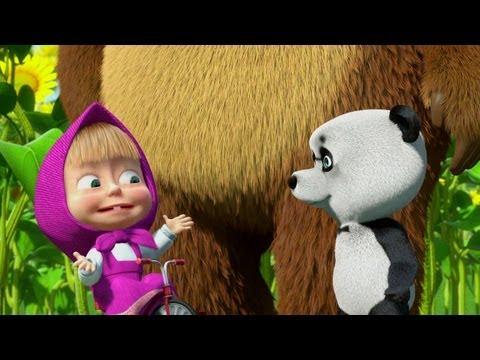 Máša a Medvěd #17 - Malý bratranec