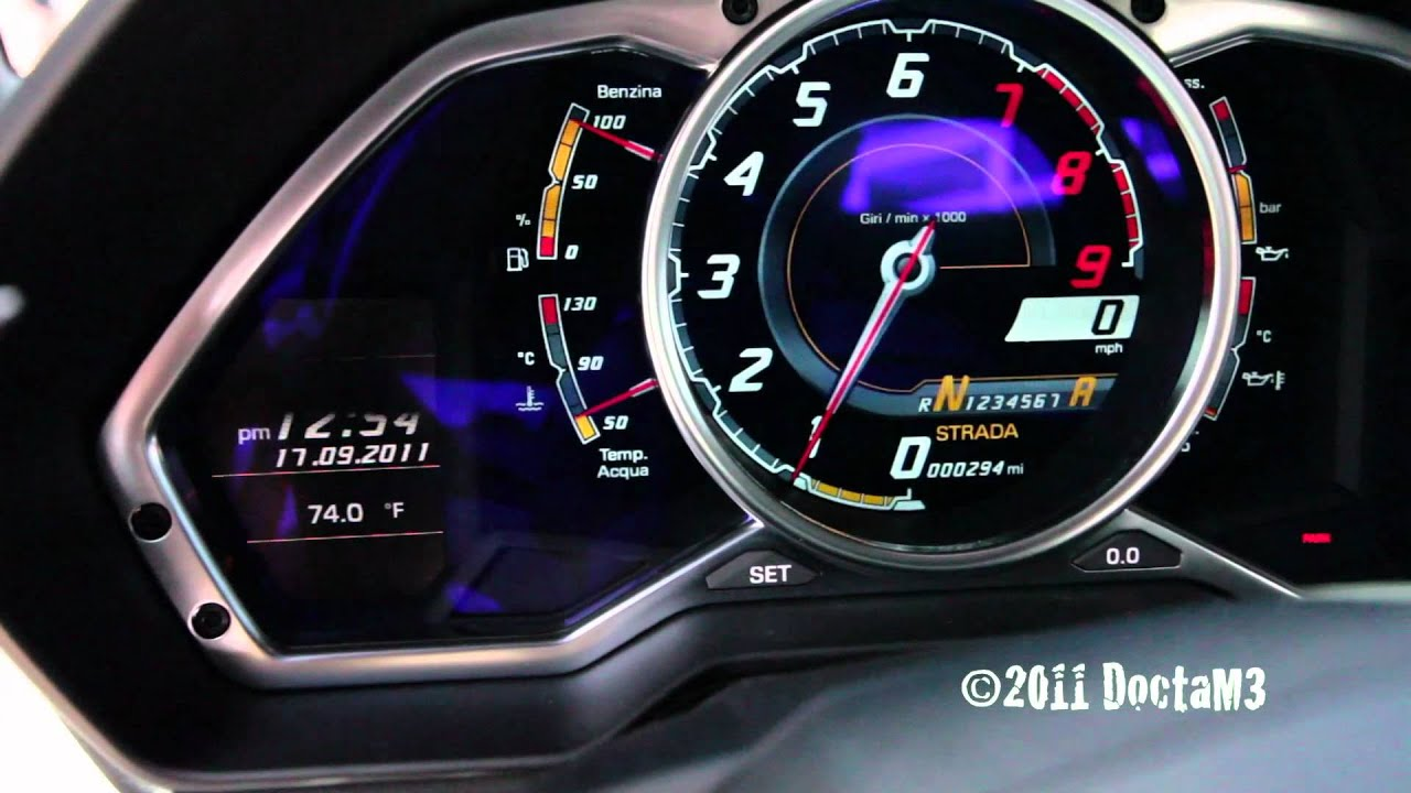 Displaying 13 gt  Images For - Lamborghini Aventador Speedometer Mph   Lamborghini Aventador Speedometer Mph