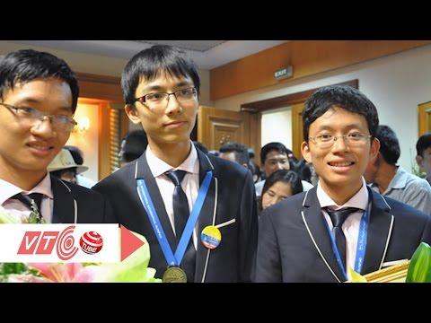 Olympic Toán quốc tế: Đoàn Việt Nam thắng lớn | VTC