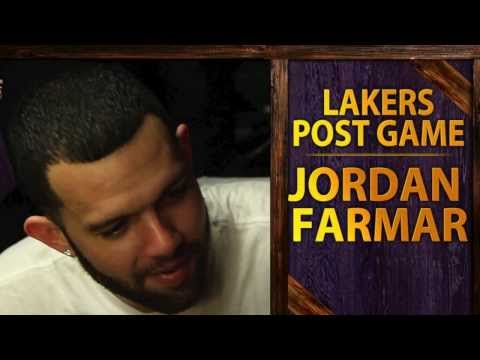 Lakers Vs. Kings: Jordan Farmar On 'Unfortunate Cards' Lakers Have Been Dealt This Season