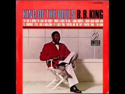 B.B. KING - King of the blues 1960 FULL ALBUM
