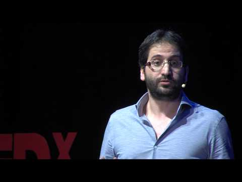 The Creative Pursuit: Christos Stergiou at TEDxThessaloniki
