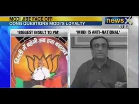 NewsX : Major row over Nawaz Sharif purportedly calling Manmohan Singh 'village woman'