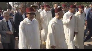 بالفيديو.. وزراء مغاربة في جنازة رئيس الطائفة اليهودية بالدار البيضاء |