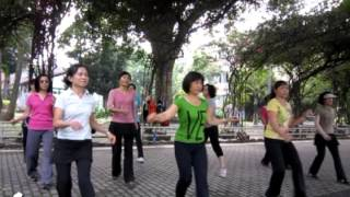 Angelina Cha Cha (甜心恰恰) Line Dance (Demo & Walk