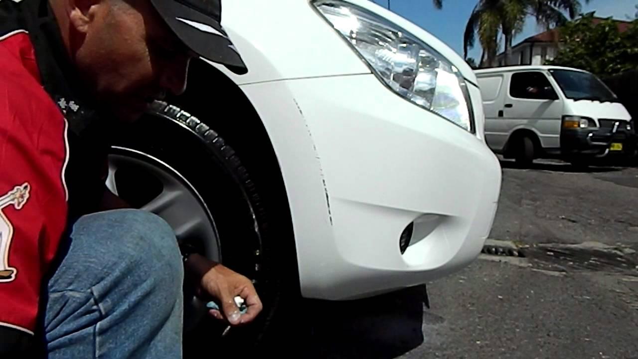 Part 2 Paint Scratch Plastic Bumper Repair Btkw6 Mov Youtube