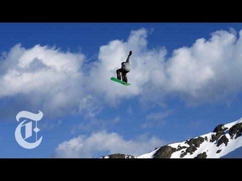 Olympics 2014 | Mark McMorris, Slopestyle Dervish | The New York Times