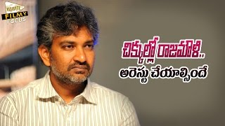 Complaint on Rajamouli From Prime Minister Modi - Filmy Focus