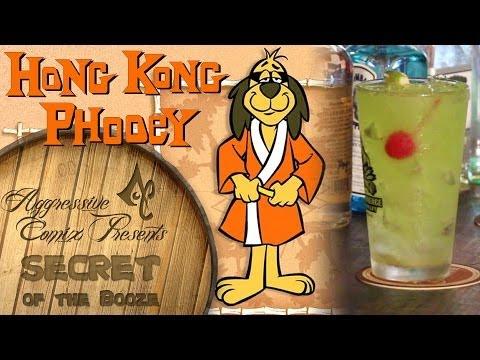 Hong Kong Phooey - Secret of the Booze