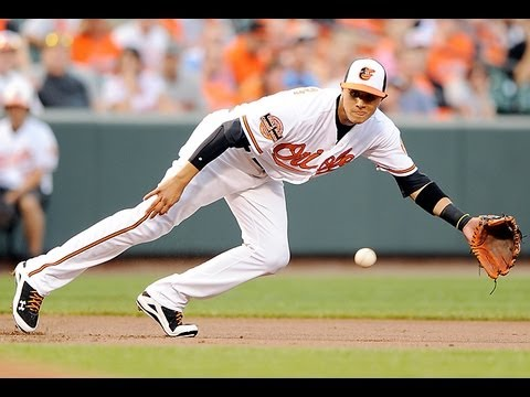 Manny Machado 2013 Highlights (Through All Star Break)