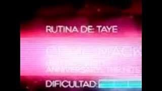LISTA DE CANCIONES DANCE CENTRAL