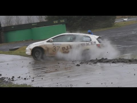 Grant Construction Knockhill Stages Rally 2014 [HD]