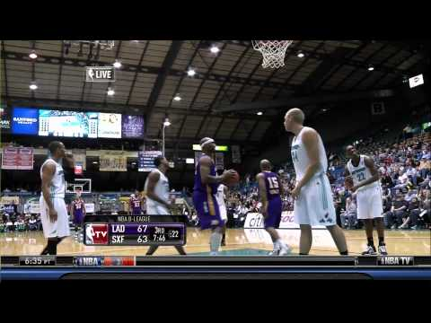 Jamaal Tinsley D-League Highlights