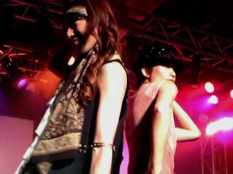 2010 Summer Fashion Show  SHIBUYA DUO