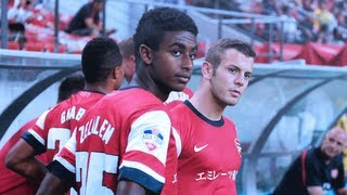 vs Nagoya Grampus vs Gedion Zelalem