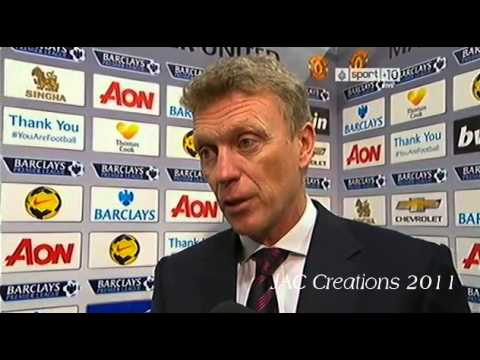 David Moyes Post Match Interview Manchester United 0-1 Everton 4/12/13