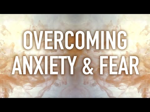 Guided Mindfulness Meditation on Overcoming Anxiety and Fear [HD]