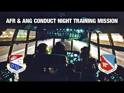 934th Night Training