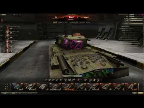 Hallack moduje - czyli mody w World of tanks