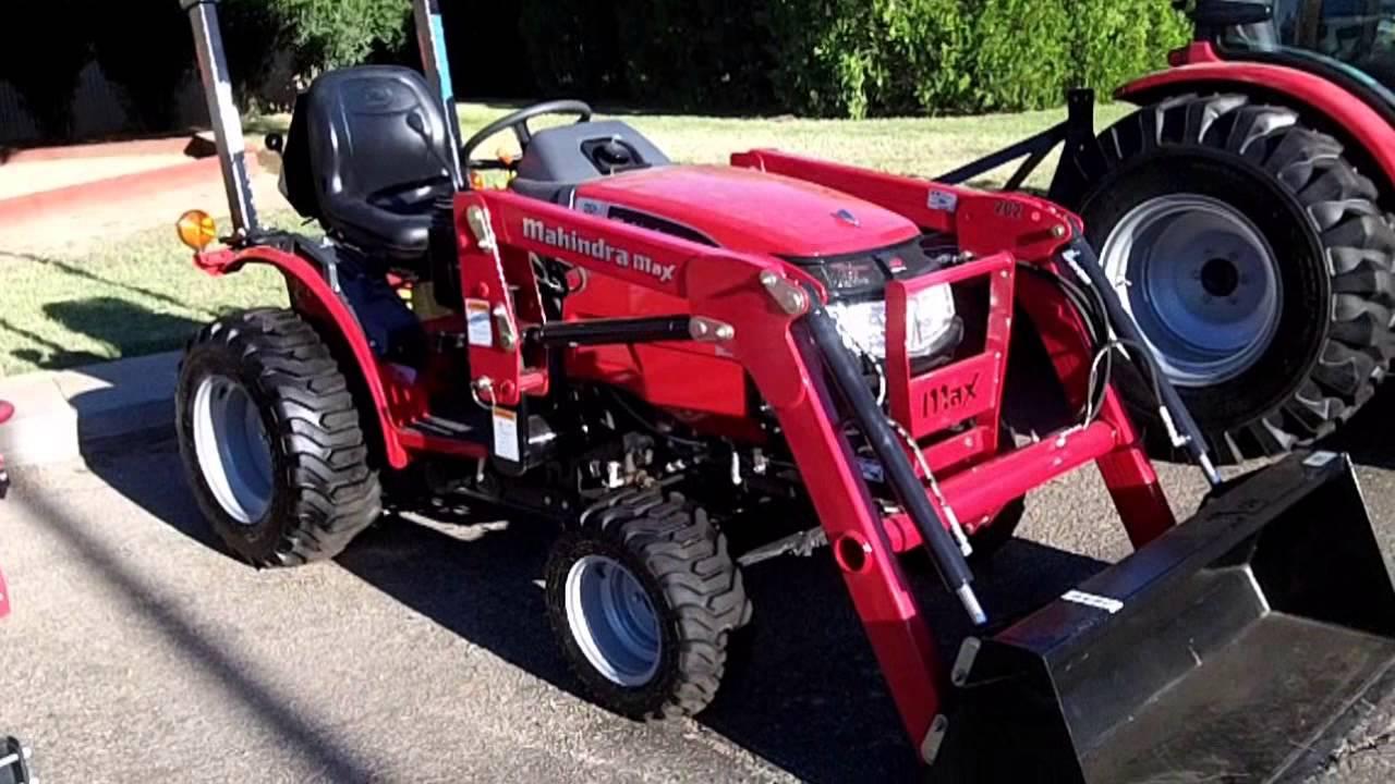 Mahindra tractor exhibition new models youtube
