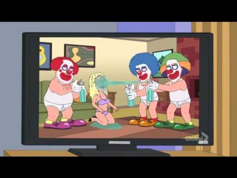 family guy clown porn - YouTube