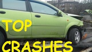 TOP Crashes Car Crash Compilation 06.02.2017. ДТП с видеорегистраторов
