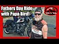 Father s Day Group Ride Part 1 Harley Davidson Sportster Iron 883