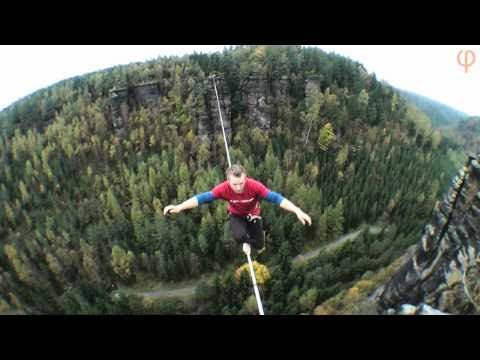 Levitation - Europes longest highline