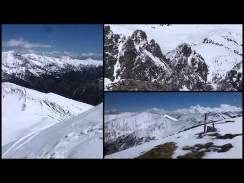 MiSchiTour  Holle-Felskarspitze-Weieck  2711m.mov