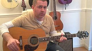 How To Play Jolene Guitar Lesson Dolly Parton